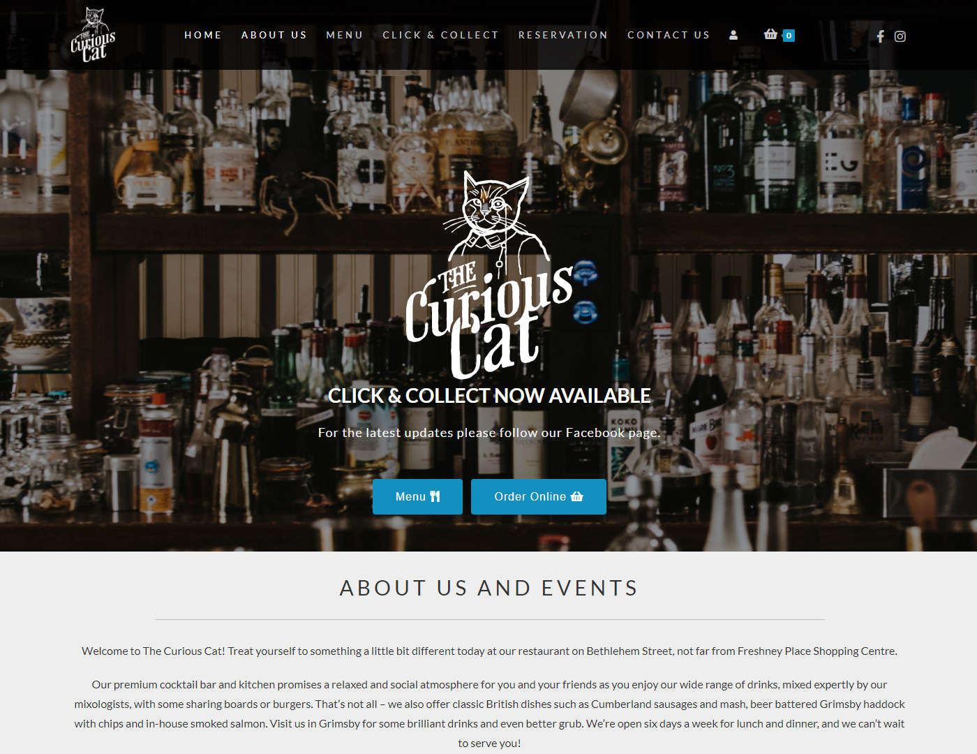 Curious Cat Bar
