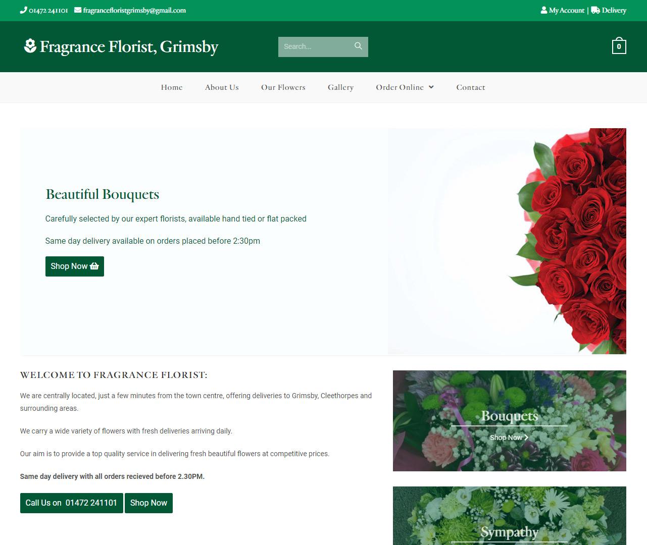 Fragrance Florist