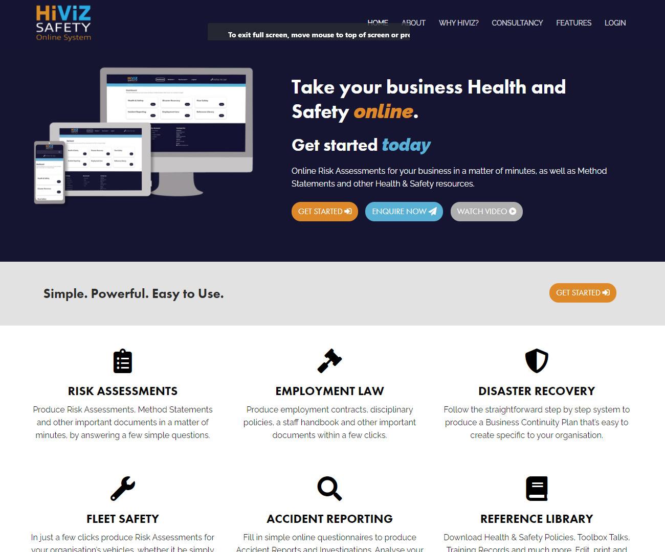 HiViz Safety