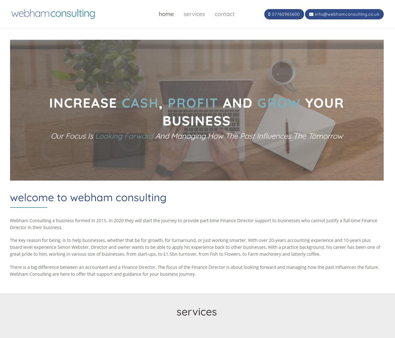 Webham Consulting